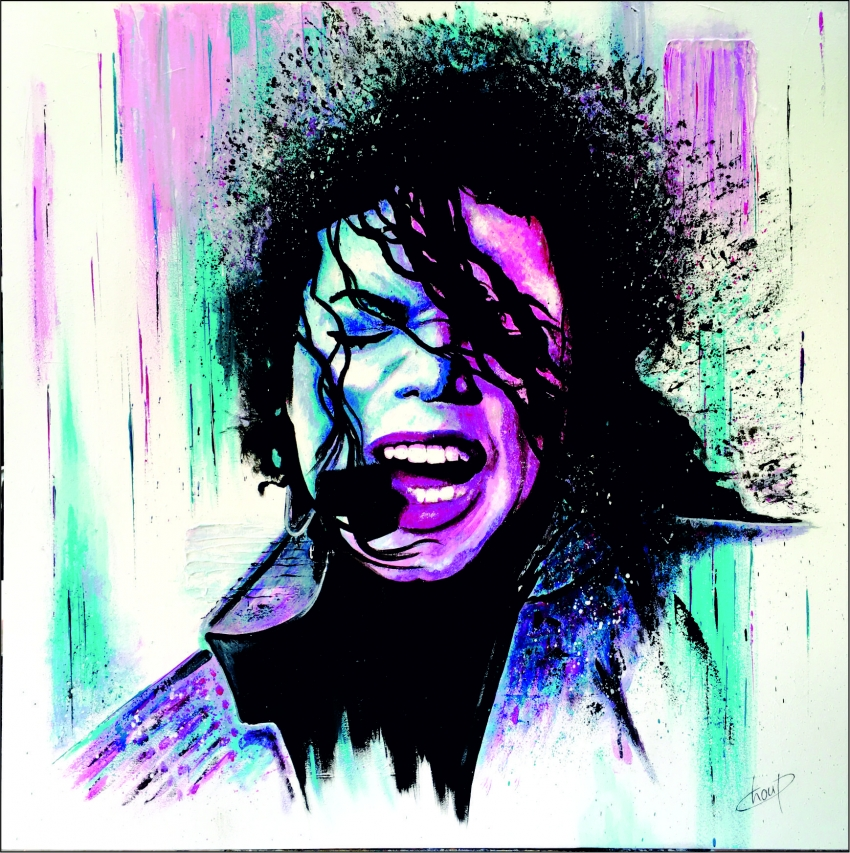 Michael Jackson by Choup